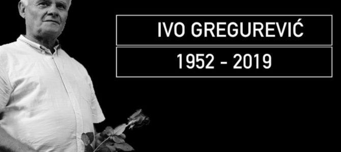 ODLAZAK VELIKANA – Ivo Gregurević 1952. – 2019.