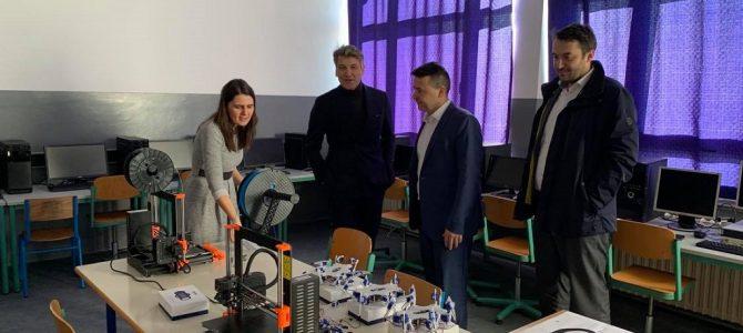 ŠEF PROGRAMA ZA LOKALNI RAZVOJ UNDP-a U BiH POSJETIO OPĆINU